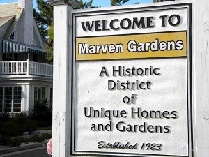 Marven Gardens, Atlantic City Monopoly tour